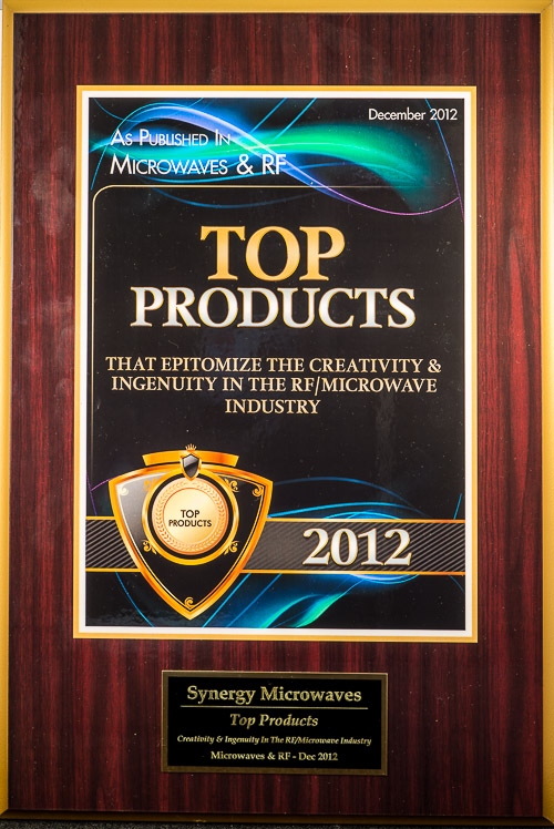 Top Product 2012