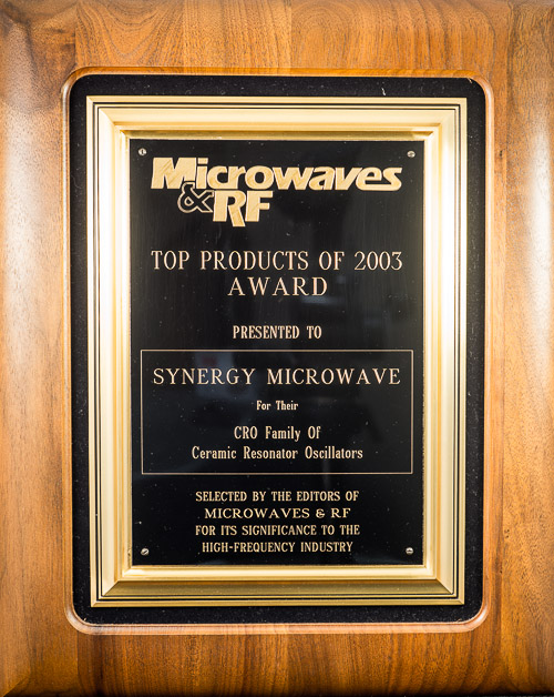 Top Product 2003
